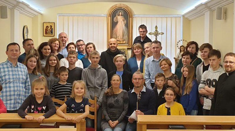 Grupa Zakopiańska w Domu Miłosierdzia
