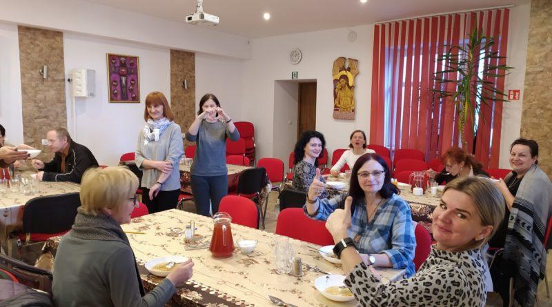 Rekolekcje dla katechetów diecezji opolskiej w naszym Domu