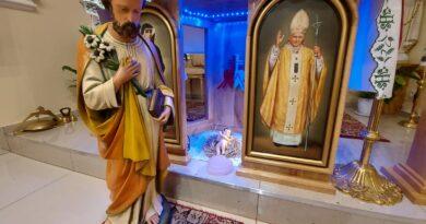 Święty Józef naszym opiekunem