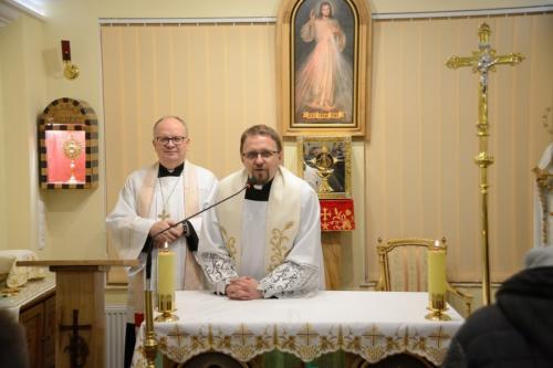 Wprowadzenie relikwii św. Brata Alberta