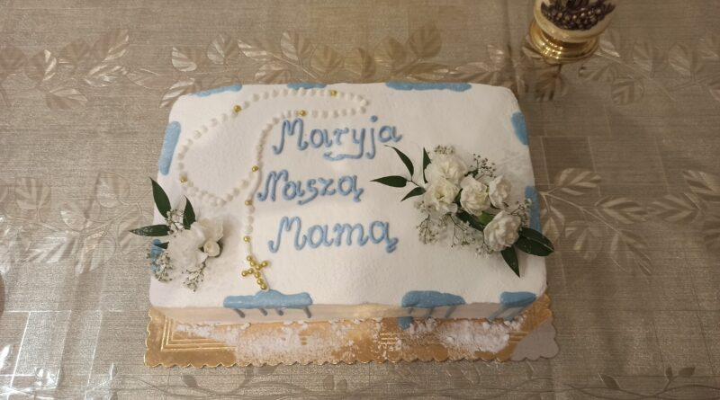 Urodziny naszej Matki